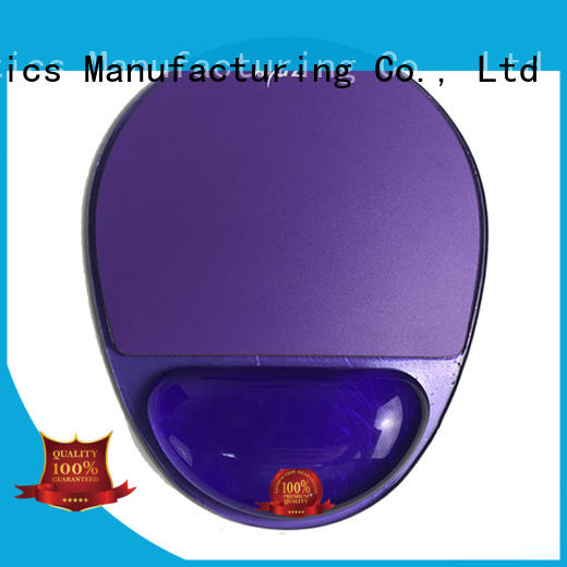 latest clear mouse pad soft for wholesale for hands support