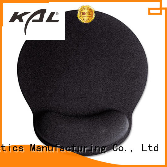 high-quality mouse pad with wrist support ODM for worker