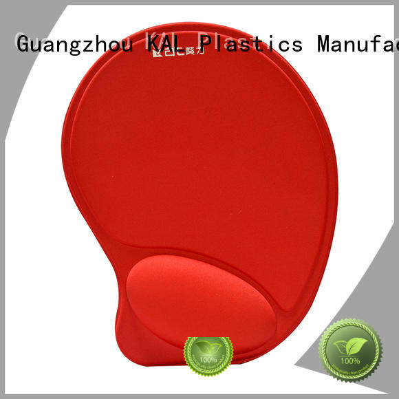 KAL cushion hand rest mouse pad customization